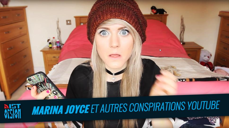 Marina Joyce et autres conspirations YouTube