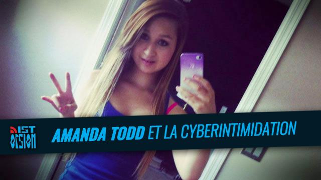 #05 - Amanda Todd et la cyberintimidation