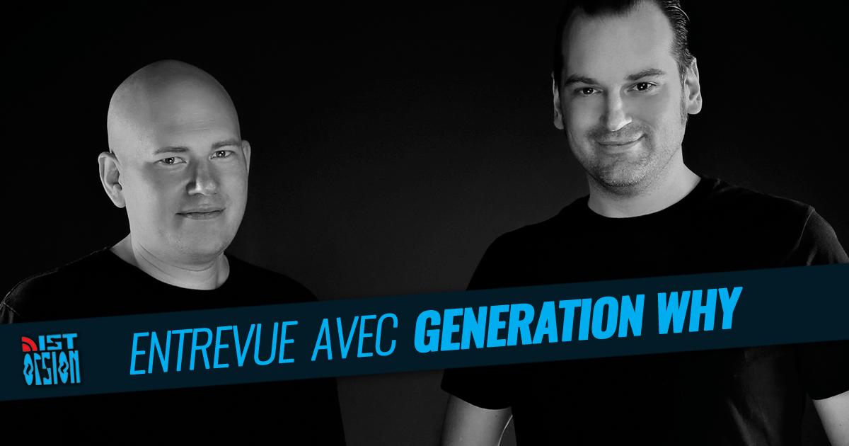 #14 - Bonus - Entrevue avec Generation Why