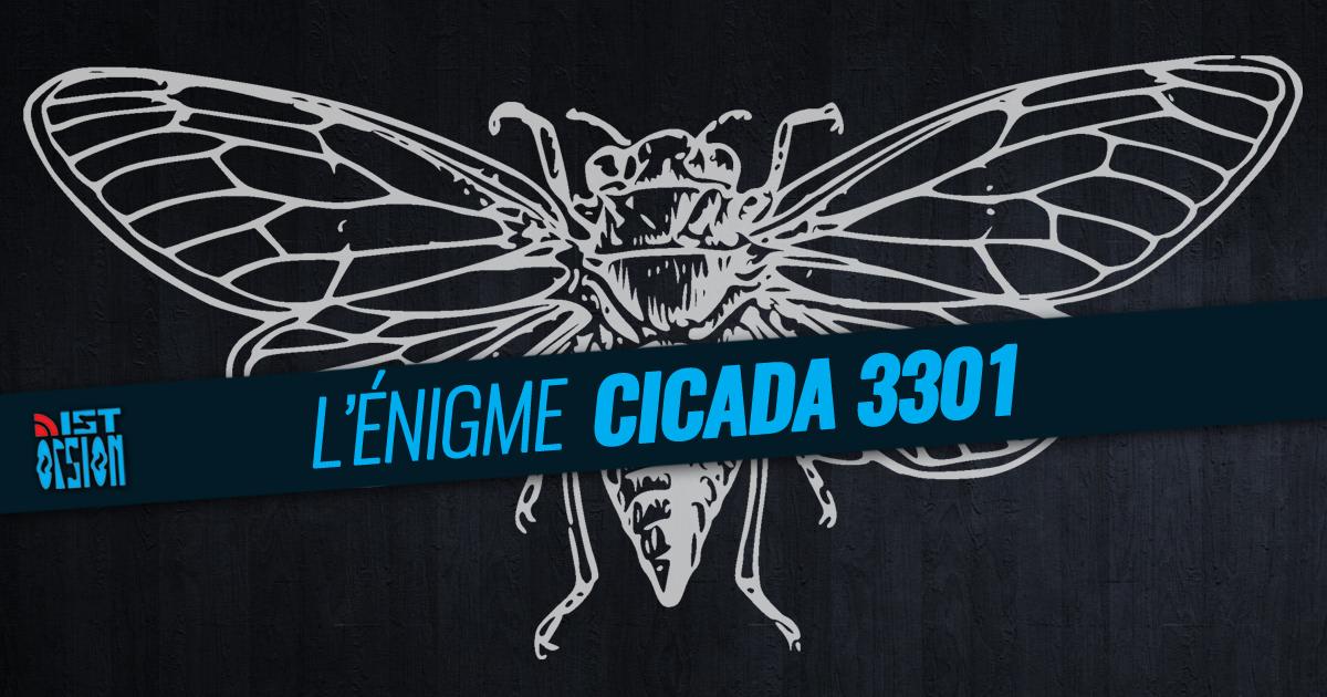 #15 - L'Énigme Cicada 3301