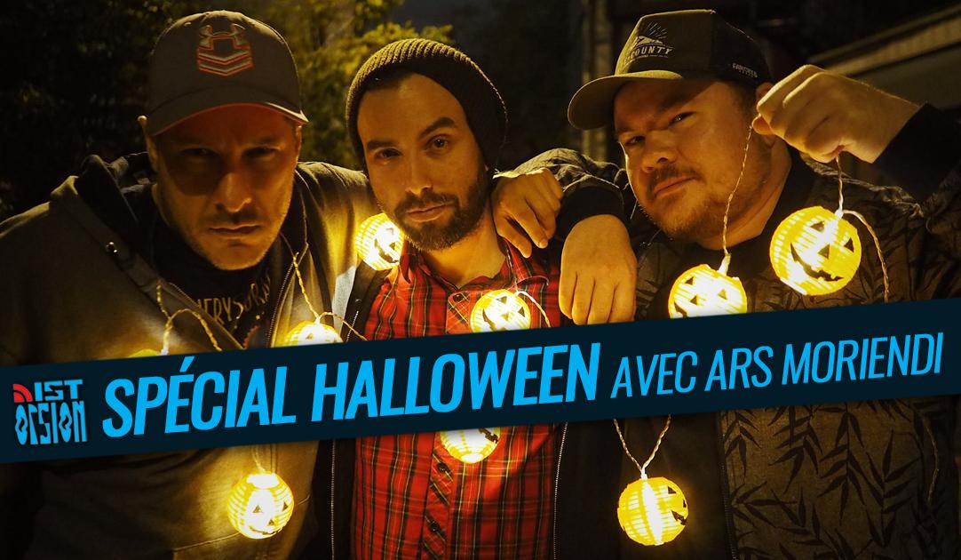 #19 - Spécial Halloween avec Ars Moriendi