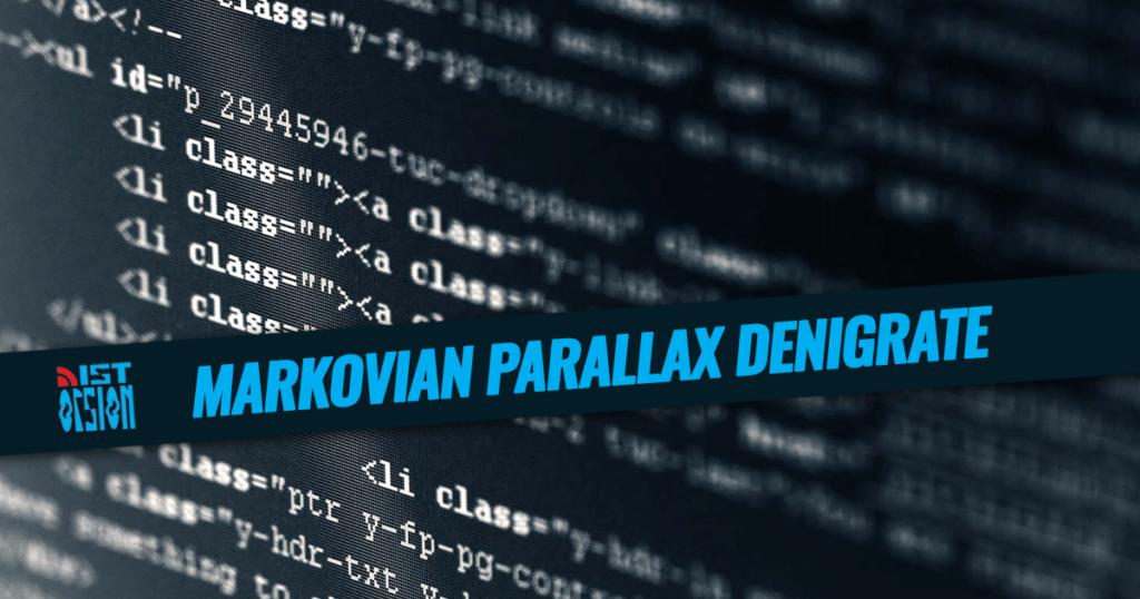 Markovian Parallax Denigrate  – Le plus vieux mystère d'Internet