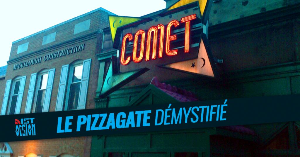 Le Pizzagate démystifié