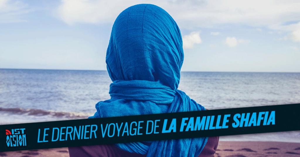 Le dernier voyage de la famille Shafia