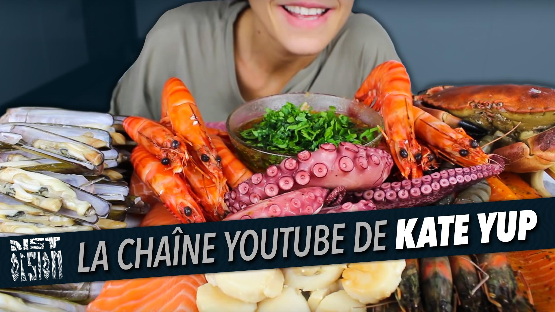La bizarre chaîne YouTube de Kate Yup